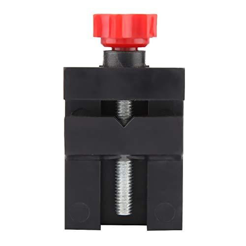 Schraubstock, Schraubstock aus Kunststoff, Bohrklemmen Bankklemmen Z012 Mini-Multifunktions-Holzbearbeitungsdrehmaschinenzubehör für die Holzschnitzerei