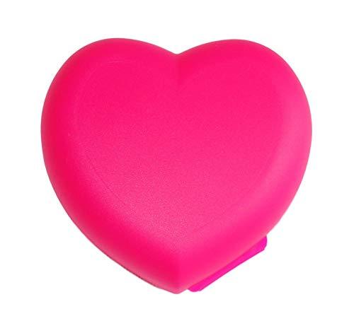 TUPPERWARE To Go Vesperbox Herz neon pink Dose Vesperbox Behälter Box
