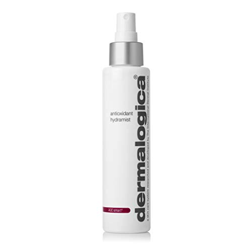 Dermalogica Antioxidant Hydramist Toner (5.1 Fl Oz) Anti-Aging Toner Spray for Face that helps Firm and Hydrate Skin - For Use Throughout the Day