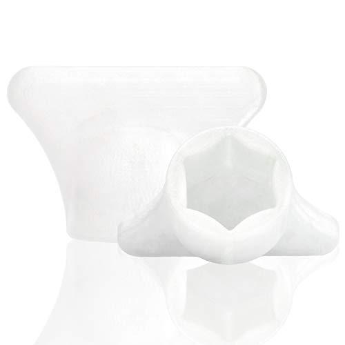 mix-slider Démouleur de pâte compatible avec Thermomix, accessoire pour démoulage de pâte pour le robot de cuisine Vorwerk TM5 + TM6, avec un imprimé en 3D, fabriqué en Allemagne