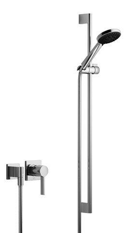 Lowest Price! Dornbracht shower UP Einhandbatterie IMO 36010670-06 Platinum Matt Finish