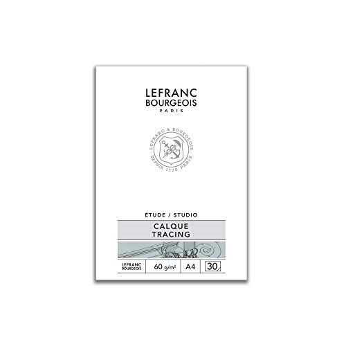 Lefranc Bourgeois Bloc Papel calco, DIN A4