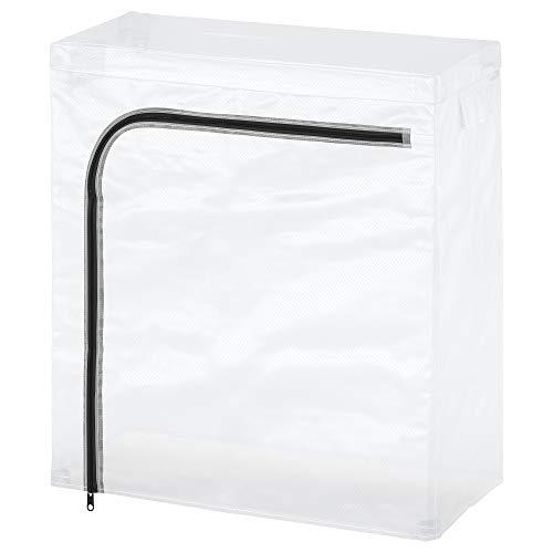 IKEA Hyllis - Funda transparente para interiores y exteriores (104.283.32, tamaño 23, 5/8 x 10, 5/8 x 29 1/8 pulgadas)