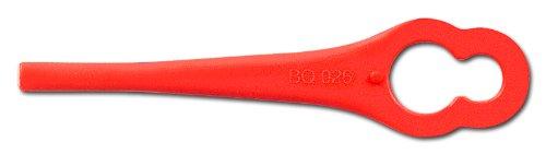 Arnold ARNOLD-20x Ersatzmesser AT5.5 passend für Bosch, Einhell, Florabest und weitere Rasentrimmer 1083-B3-0003