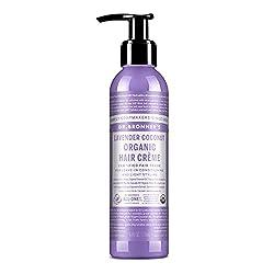 Dr. Bronner's, Lavender Coconut Organic Hair Creme