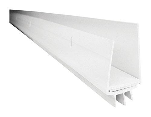 M-D Building Products 19105 Storm Door BTM WHT 36', 36 x 1.75 x 1.5, White