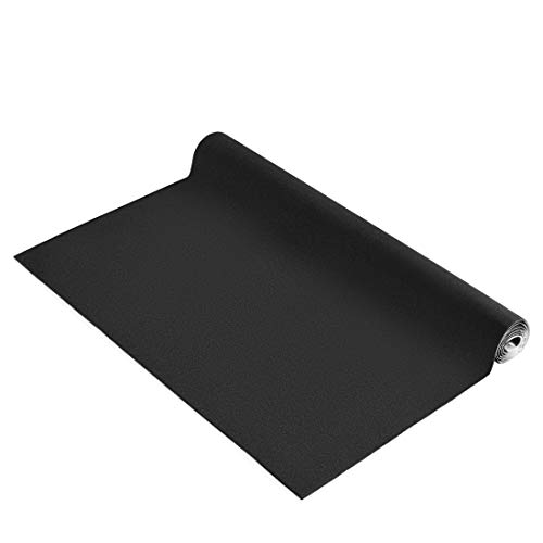 Hama Bezugsstoff selbstklebend, schwarz