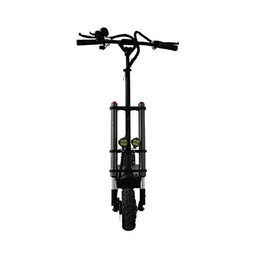 11 Inch Double Drive Mountain Cross Country Elektrische Scooter 52V3600W Elektrische Scooter Volwassene Vouwscooter
