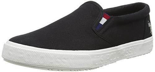 U.S. POLO ASSN. Joshua, Sneaker Uomo, Nero (Blk 004), 43 EU
