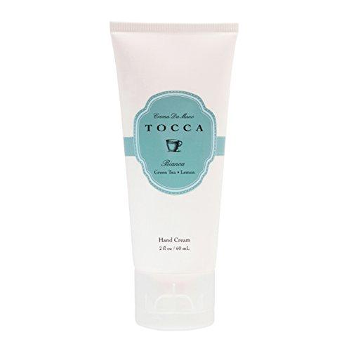トッカ(TOCCA) ハンドクリーム  ビアンカの香り 60ml(手指用保湿 シトラスとグリーンティー、ローズが絶妙...