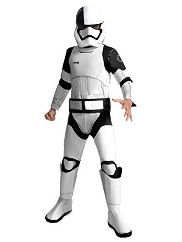 Rubie's Star Wars Episode VIII: The Last Jedi, Child's Deluxe Executioner Trooper Costume, Small