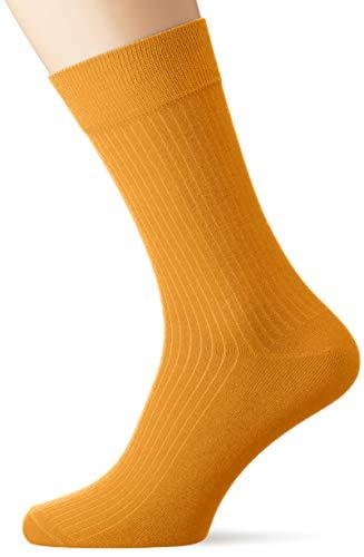 Springfield Herren Ind Liso Moda-c/66 Füßlinge, Orange 66), One Size (Herstellergröße: U)