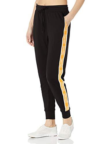 Spalding Women's Sportswear Sweatpant, Black - Elastic Jogger, XL