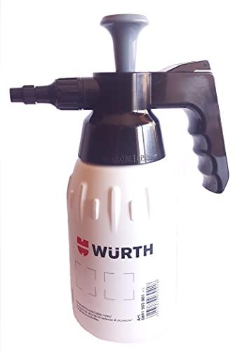 Würth saBesto butelka z pompką, butelka z rozpylaczem, butelka ze sprayem, 1 litr