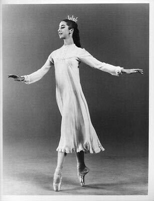 Cheryl Yeager American Ballet Theater Original Foto The Nussknacker w.Snipe 20 x 25 cm
