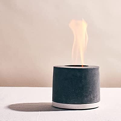 FLÎKR Fire - The Original Isopropyl Alcohol Personal Fireplace