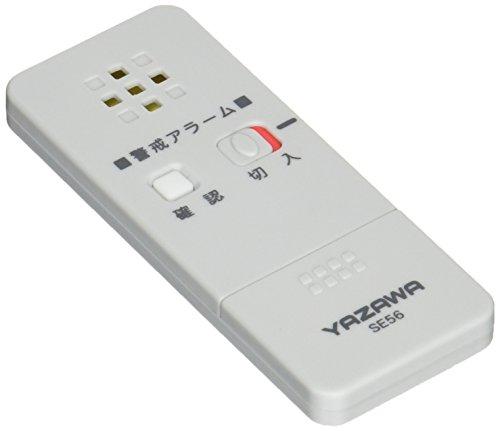YAZAWA(ヤザワ) 薄型窓アラーム衝撃解放センサー ライトグレー・SE56LG 1023912