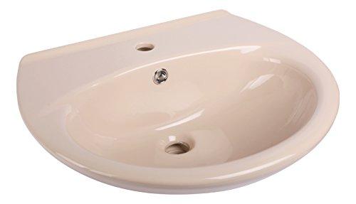 'aquaSu® Waschtisch | 65 cm | Bahama Beige | Waschbecken