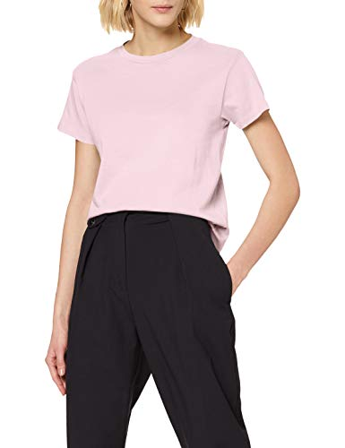 Marc O'Polo 002210051117 Camiseta, Rosa (Bleached Berry 615), M para Mujer