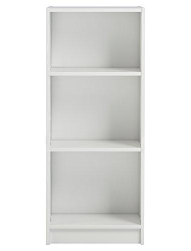 König & Meyer Étagère, Bois, Blanc, 100 x 40 x 28 cm