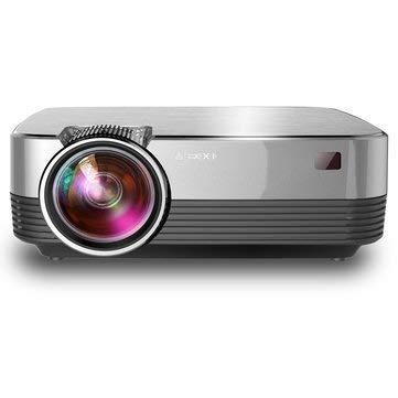 SumoTik E-Jiale Q6 LCD Projector LED 800480 1000:1 Home Projector, Office & School Supplies Projectors & Accessories, 1 x Metal grinding slice