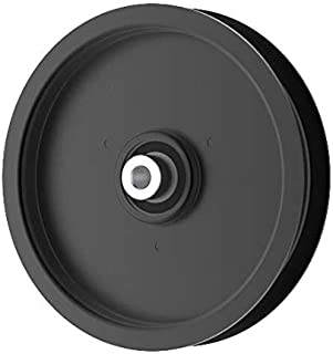 Phoenix Mfg. 5-1/2 Inch Flat Dia Flat Idler Pulley Replacement for Briggs and Stratton Simplicity 7035789