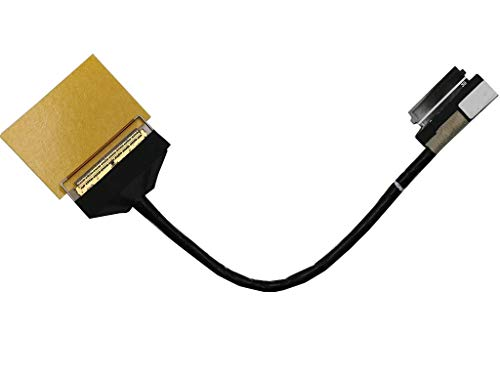 RTDpart Cable LVDS para ordenador portátil Lenovo Thinkpad Yoga 460 P40 Yoga 01EP418 450.0510K.0C01