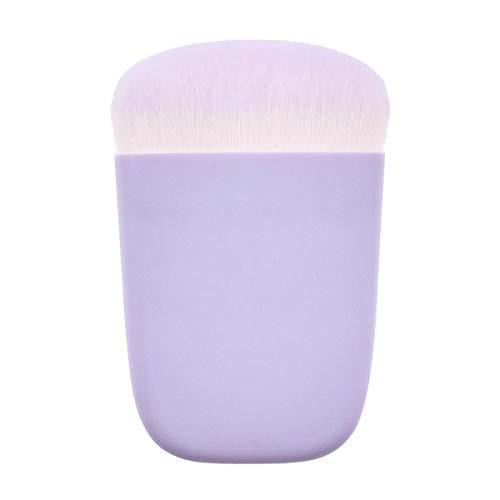 SNUIX Maquillage Pinceau Poudre Contour Brosses cosmétiques outil de beauté de maquillage, 1Pc (Couleur : Violet, Size : One Size)