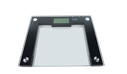 Báscula electrónica XXL vidrio templado MA592capacidad 250kg