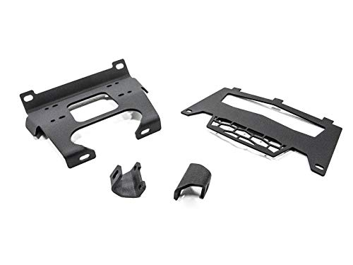 Find Discount SuperATV Heavy Duty Winch Mounting Plate for Polaris RZR 900/900 S / 4 900 - (2015+) -...