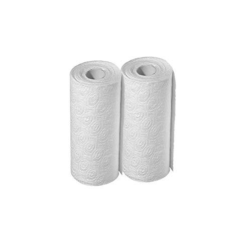 Blanc HYGIENIC • WEPA-Comfort Küchenrolle • weiß • 32 Rollen • 1.600 Blatt • saugstark & reißfest • 2-lagig