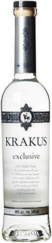 Polmos Wroclaw Krakus Exclusive Wodka (1 x 0.5 l)