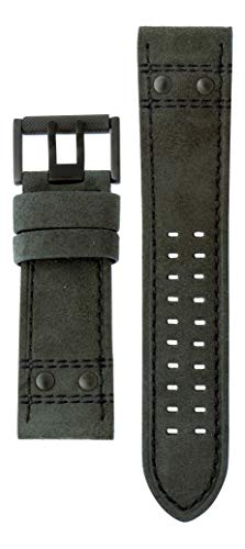 Luminox Lederarmband, 1883, 26 Mm, FE.1880.80H.80RI