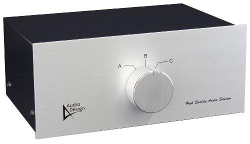 オーディオデザイン スピーカーセレクター HAS-3S