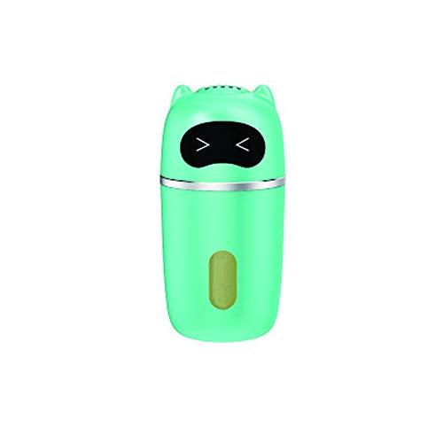 Meinuo Luftreiniger Für Auto, True HEPA Filter, Ruhig Filtersystem in Schlafzimmer, Entfernen Allergenen Wie Schimmel, Staub, Dander Und Rauch Geruch Eliminator,Blau