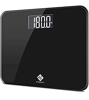 Etekcity Digital Body Weight Bathroom Scale with Extra Large Display