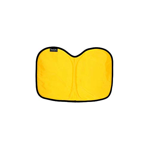 Skwoosh Kayak Gel Pad for Kayaks, Canoes and Dragon Boats | Accessories | Add to existing seat for Added Comfort | Patented Made in USA