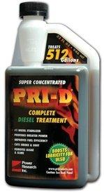 PRI - PRI 32-D -D Fuel Stabilizer- for Diesel 32oz