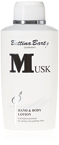Bettina Barty 316 Musk Bodylotion, 500ml