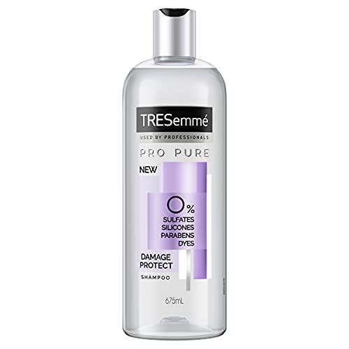 TRESemmé Pro Pure Shampoo Damage Protect 675 ML