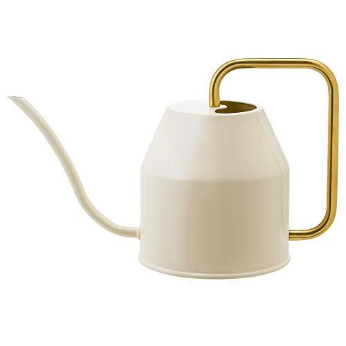 Ikea Vattenkrasse 403.941.18 - Regadera (tamaño 30), Color Marfil y Dorado