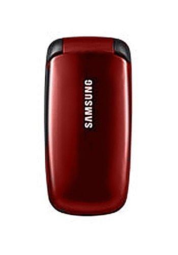 Samsung E1310 (WAP, Bluetooth) rot Handy