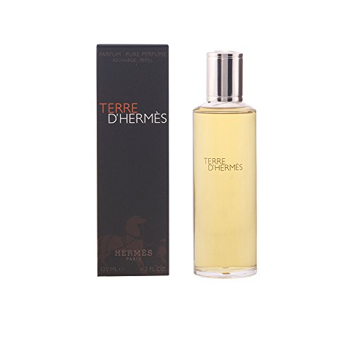 Hermès Hermès Terre d'Hermès Pure Perfume 125ml Ricarica - Senza Spruzzino