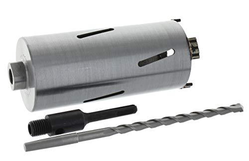 Diamant Bohrkrone SDS-plus Aufnahme und Zentrierbohrer Nutzlänge 180 mm Ø 72 mm Betonbohrkrone Kernbohrer