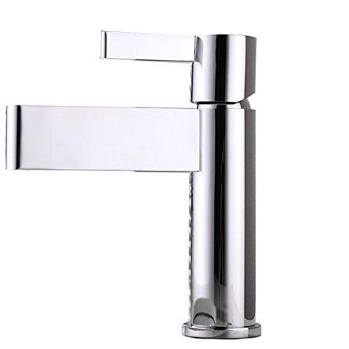 Hazai Hoodami Verhoging koper eengatmontage warm en koud badkamer wastafel mengventiel Europees scherm is 33 mm tot 40 mm kan worden geïnstalleerd
