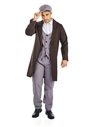 - Gangster Mann Erwachsene Kostüme