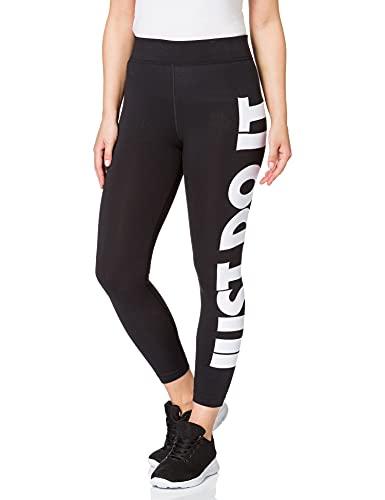 Nike CZ8534 W NSW ESSNTL GX HR LGGNG JDI Leggings women's black/white XS-S