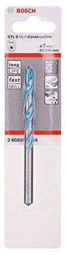 BOSCH 2608596054 7 x 100mm CYL-9 Multi Construction Multi-Purpose Drill Bit