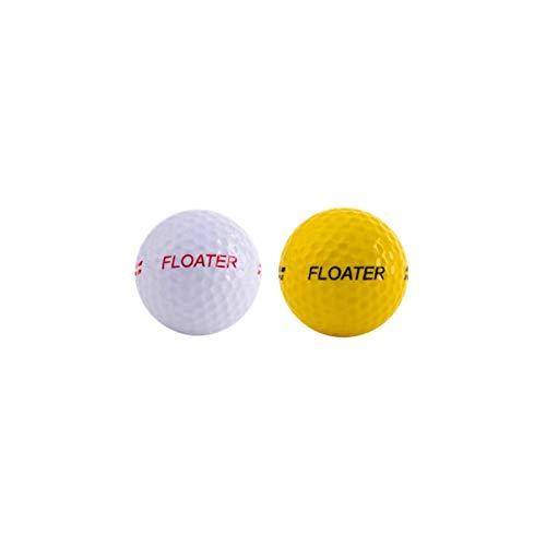 Golf At Home - Lot de 50 balles Flottantes 2 pièces - Nassau