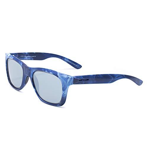 ITALIA INDEPENDENT 0925-022-001 Occhiali da sole, Blu (Azul), 52 Unisex-Adulto